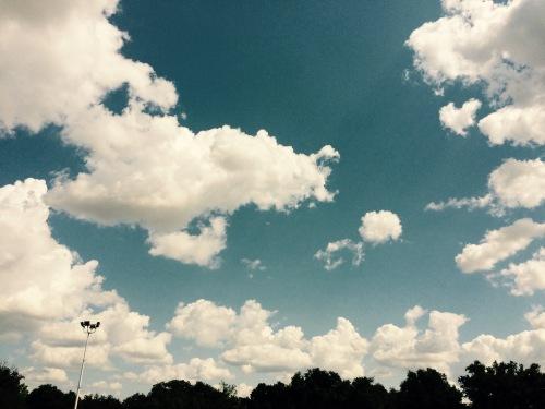 Heat, Sky, & Cotton Candy